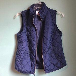 Old Navy Fashion Vest - NAVY - Size Medium